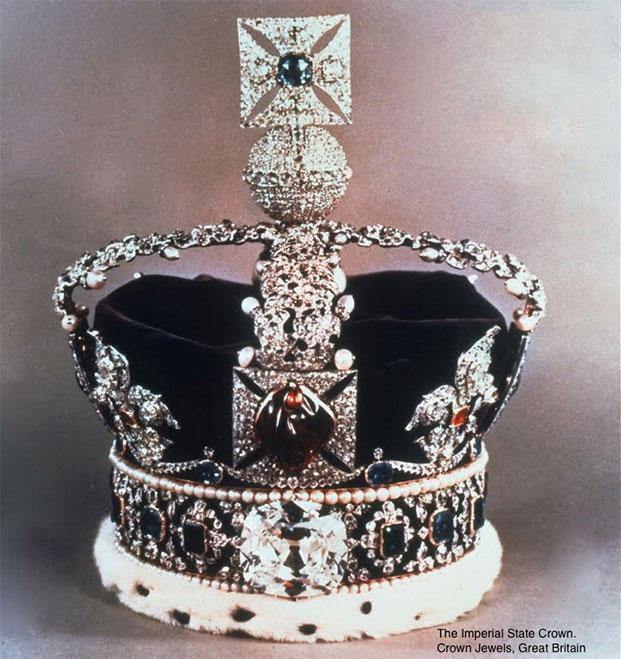 Balishaman artikel der magische stein des bsen von dr for Englisch krone